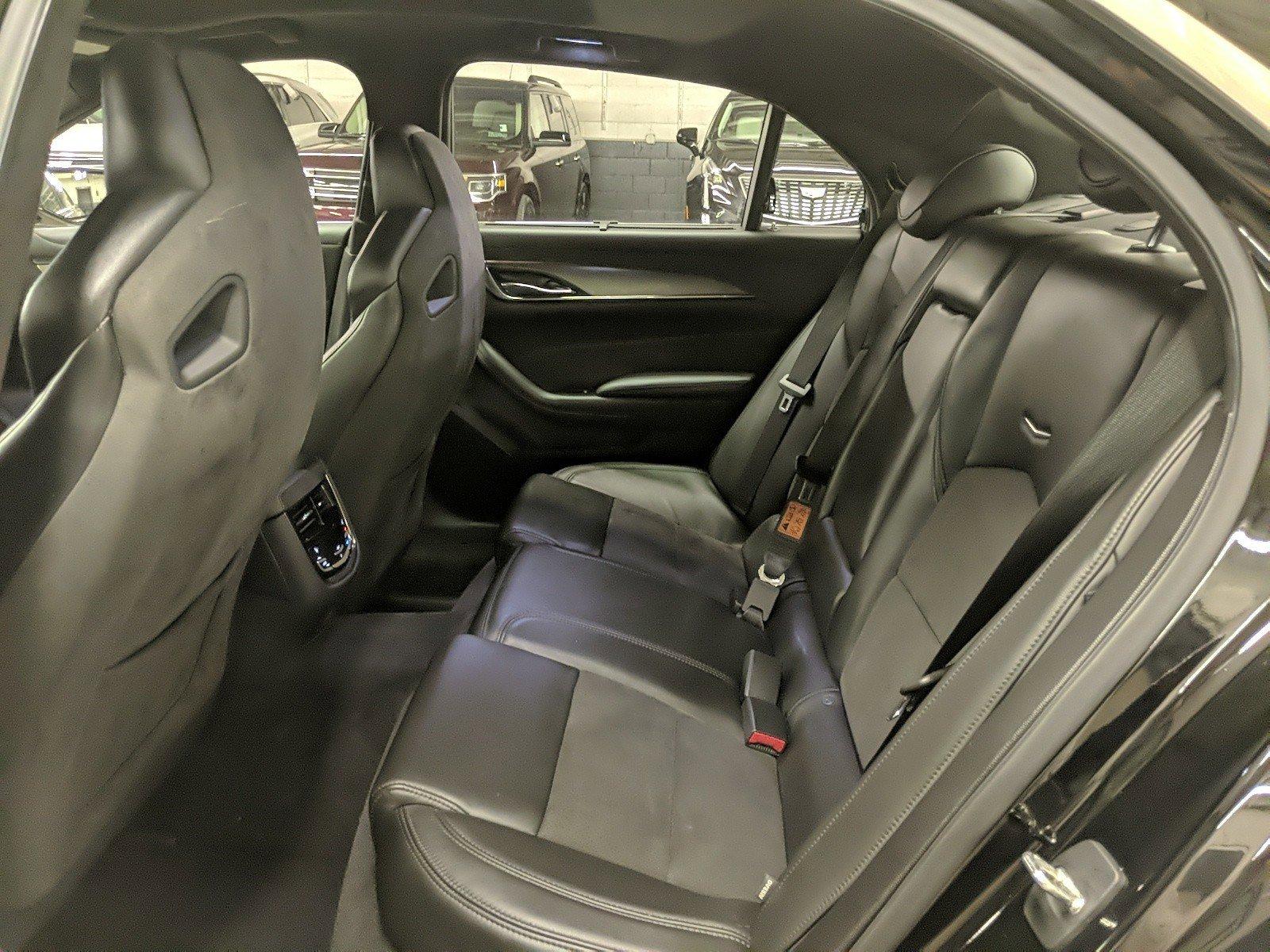 2019 Cadillac CTS-V Sedan 4dr Car
