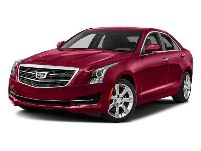 2017 Cadillac ATS Sedan 4dr Car
