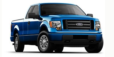 2011 Ford F-150 Standard Bed