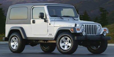 2005 Jeep Wrangler Sport Utility
