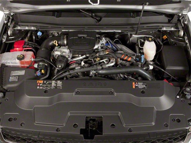 2012 Chevrolet Silverado 1500 Short Bed