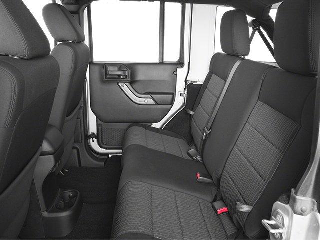 2014 Jeep Wrangler Unlimited Sport Utility