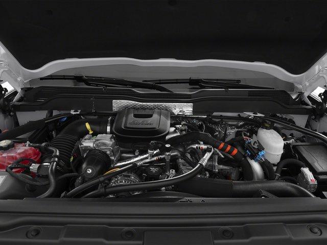 2015 Chevrolet SILVERADO 2500 Standard Bed
