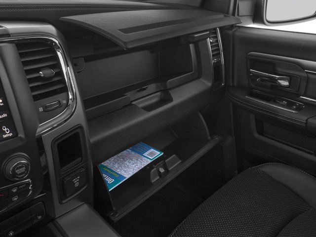 2015 Ram 1500 Short Bed