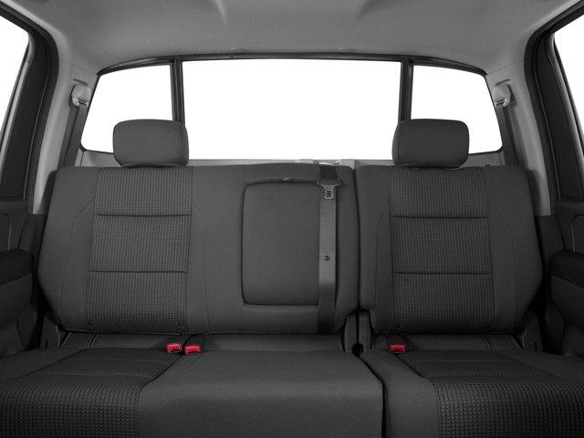 2015 Nissan Titan Short Bed
