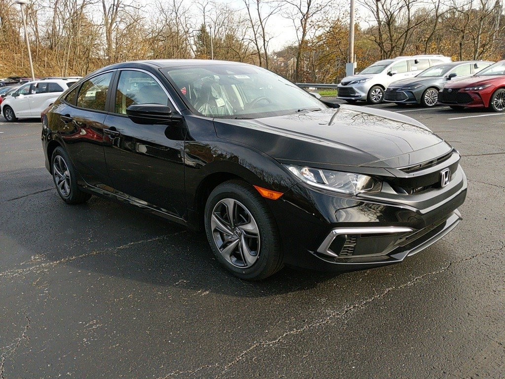 2020 Honda Civic Sedan 4dr Car
