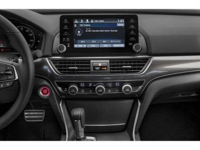 2020 Honda Accord Sedan 4dr Car