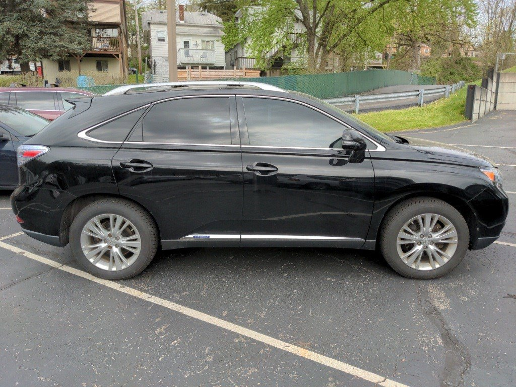 2010 Lexus RX 450h Sport Utility