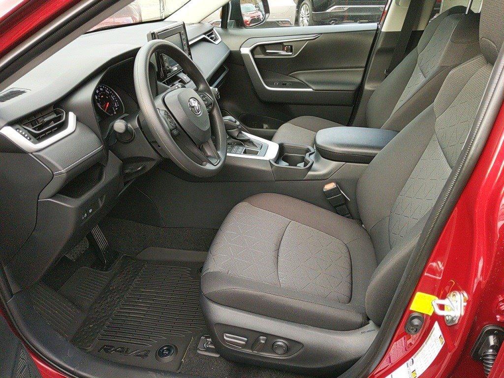 2021 Toyota RAV4 Sport Utility