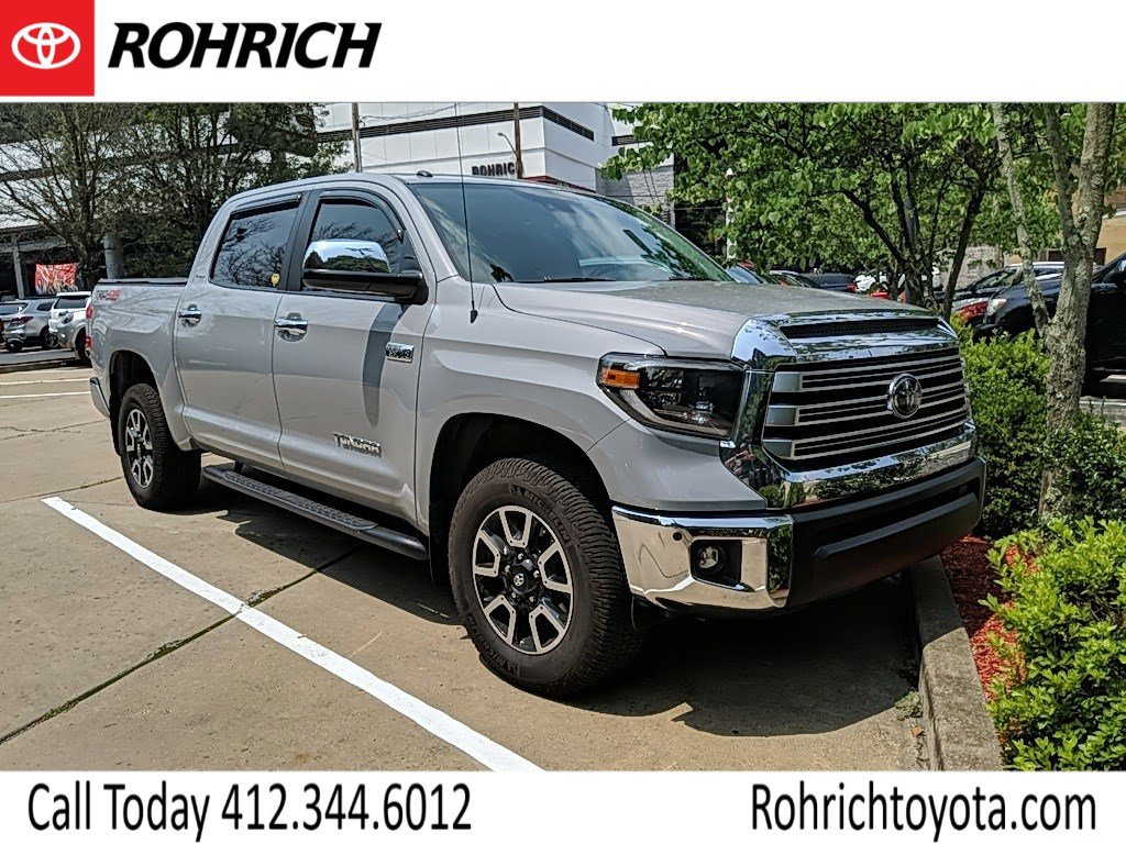 2019 Toyota Tundra 4WD Short Bed
