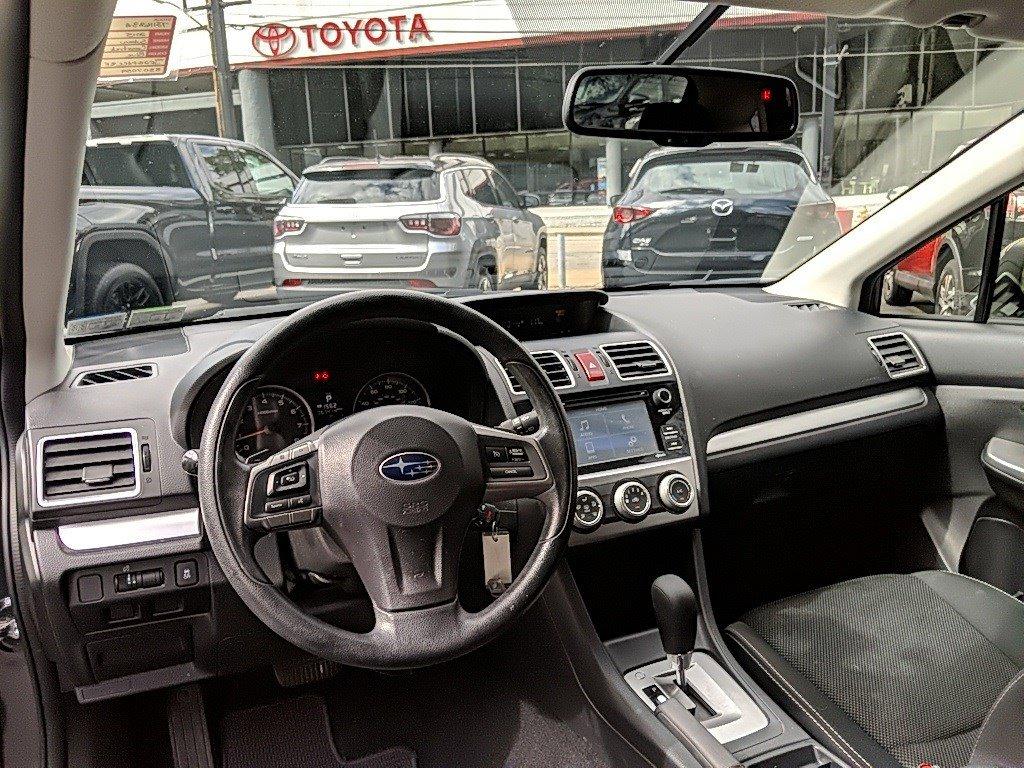2015 Subaru XV Crosstrek Sport Utility