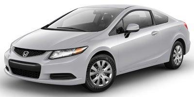 2012 Honda Civic Cpe 2dr Car