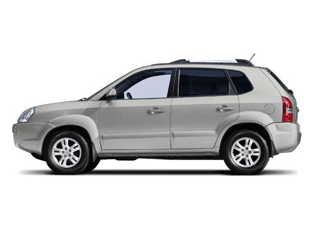 2008 Hyundai Tucson Sport Utility