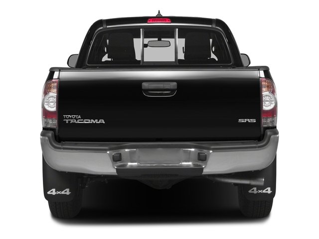 2015 Toyota Tacoma Long Bed