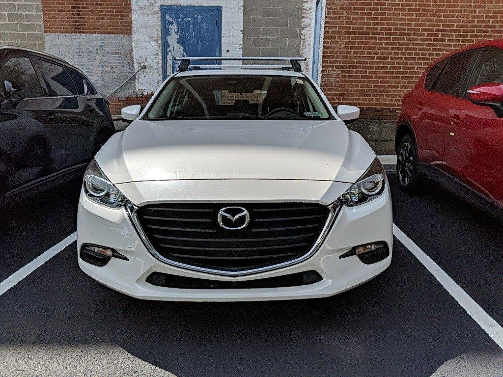 2017 Mazda Mazda3 5-Door Hatchback