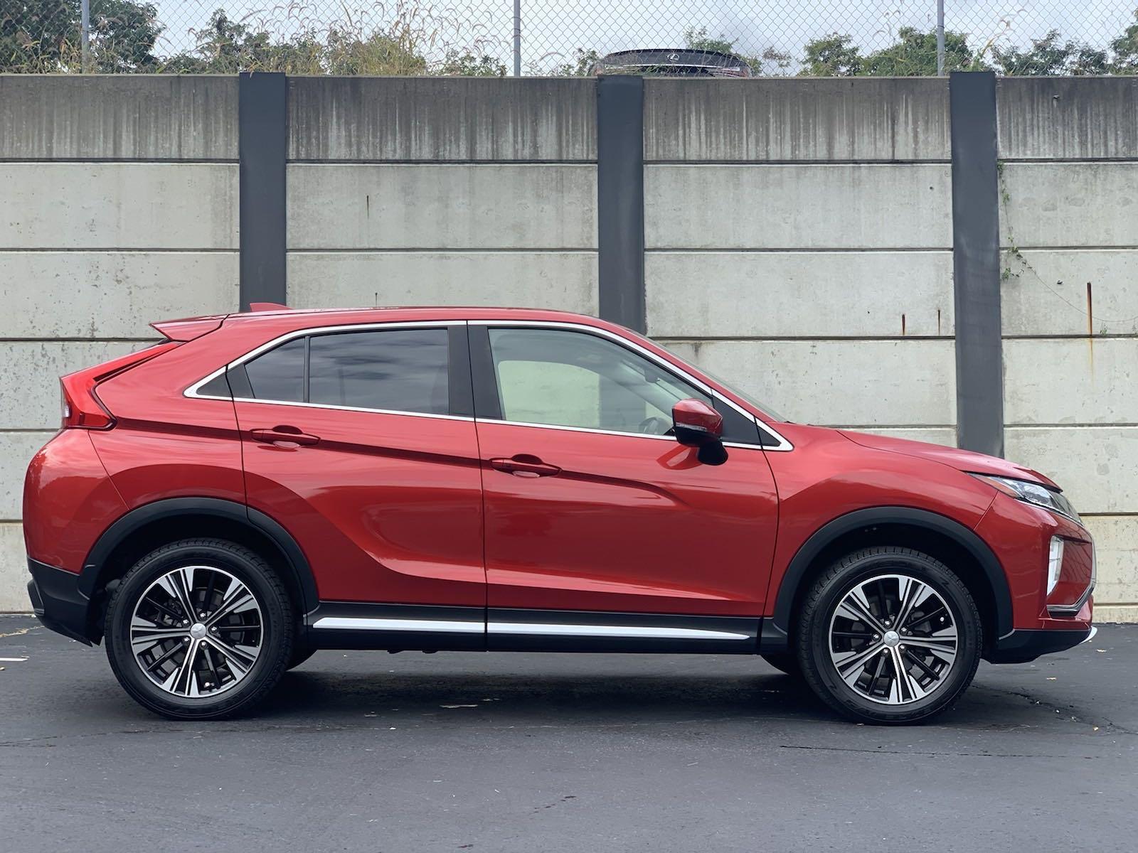 2018 Mitsubishi Eclipse Cross Sport Utility