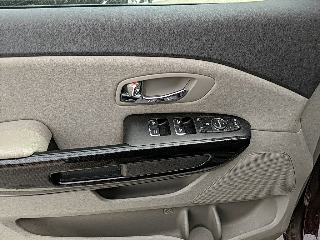 2018 Kia Sedona Mini-van, Passenger