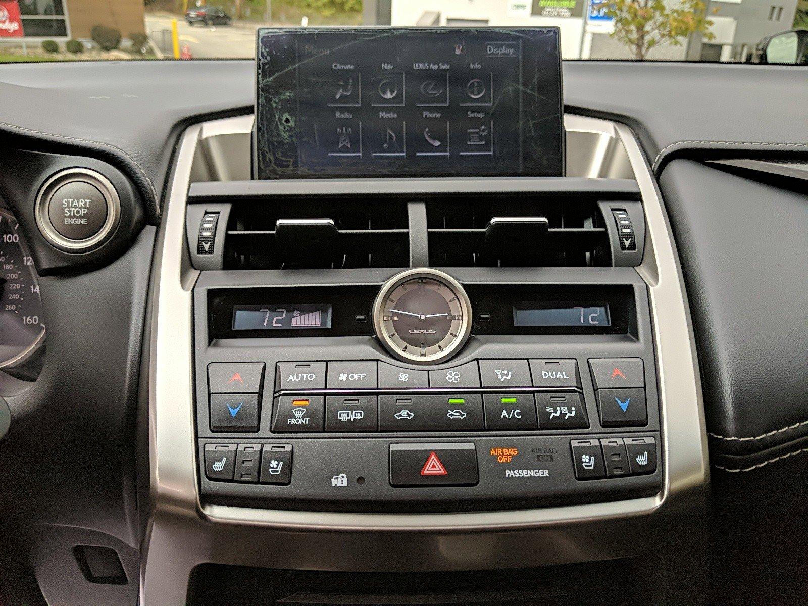 2015 Lexus NX 200t Sport Utility