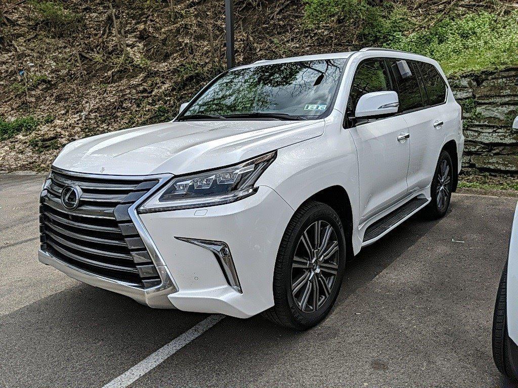 2017 Lexus LX Sport Utility