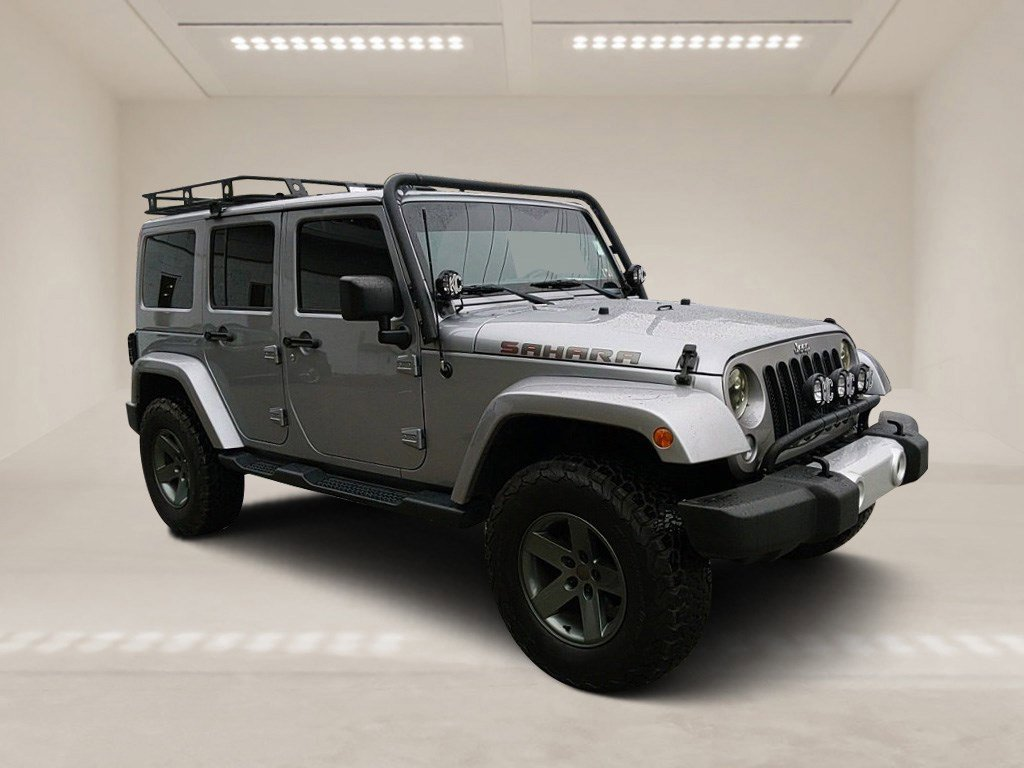 2015 Jeep Wrangler Unlimited Sport Utility