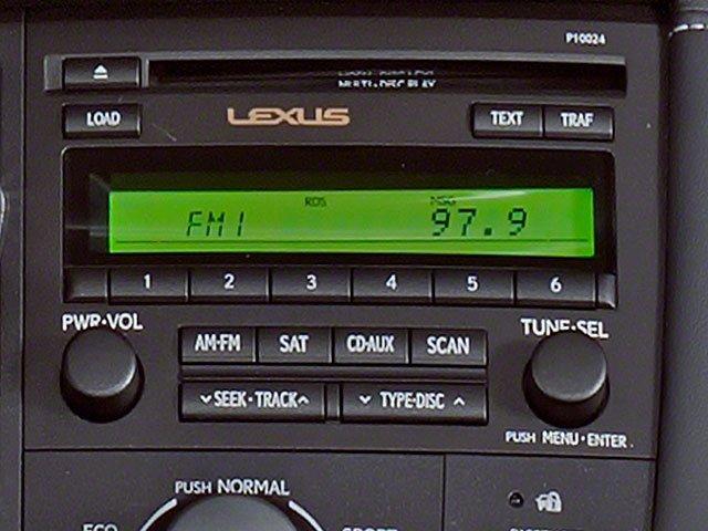 2012 Lexus CT 200h 4dr Car