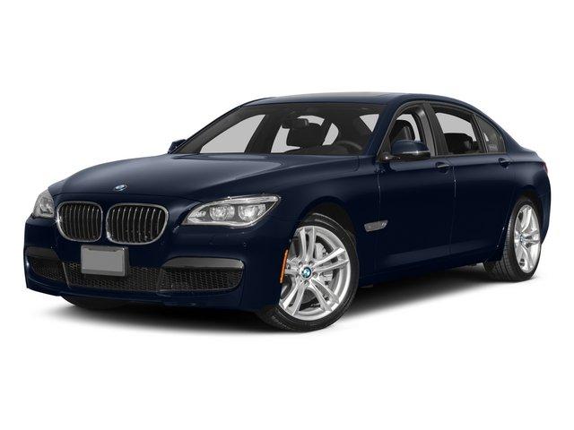 2014 BMW 7 Series 4dr Car