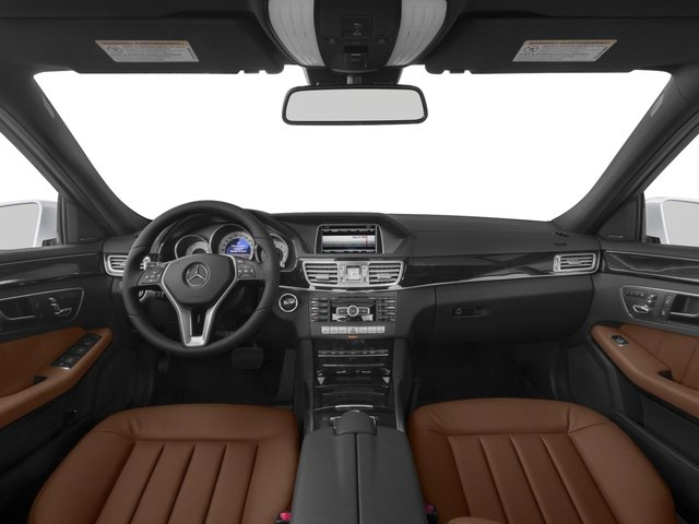 2016 Mercedes-Benz E-Class 4dr Car