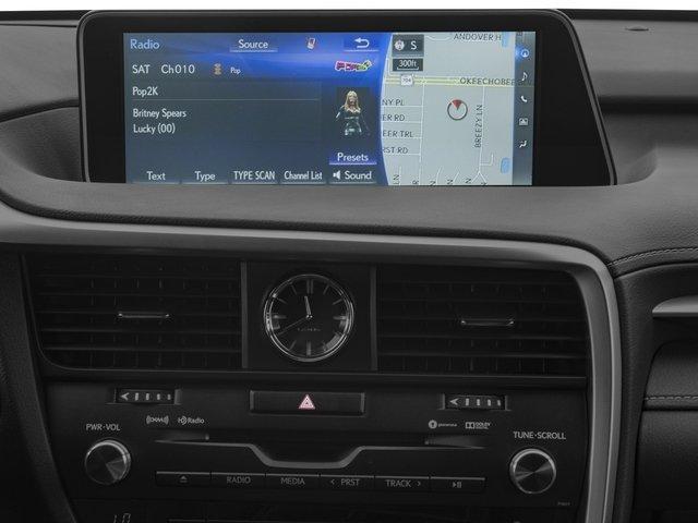 2017 Lexus RX Sport Utility