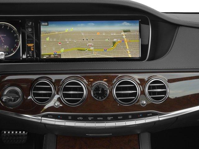 2017 Mercedes-Benz S-Class 4dr Car