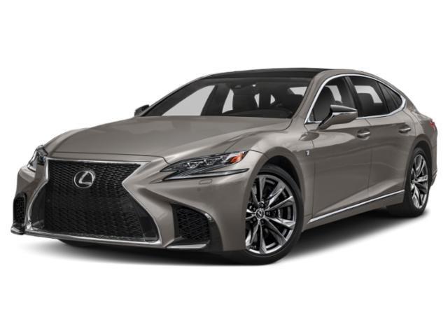 2018 Lexus LS 4dr Car