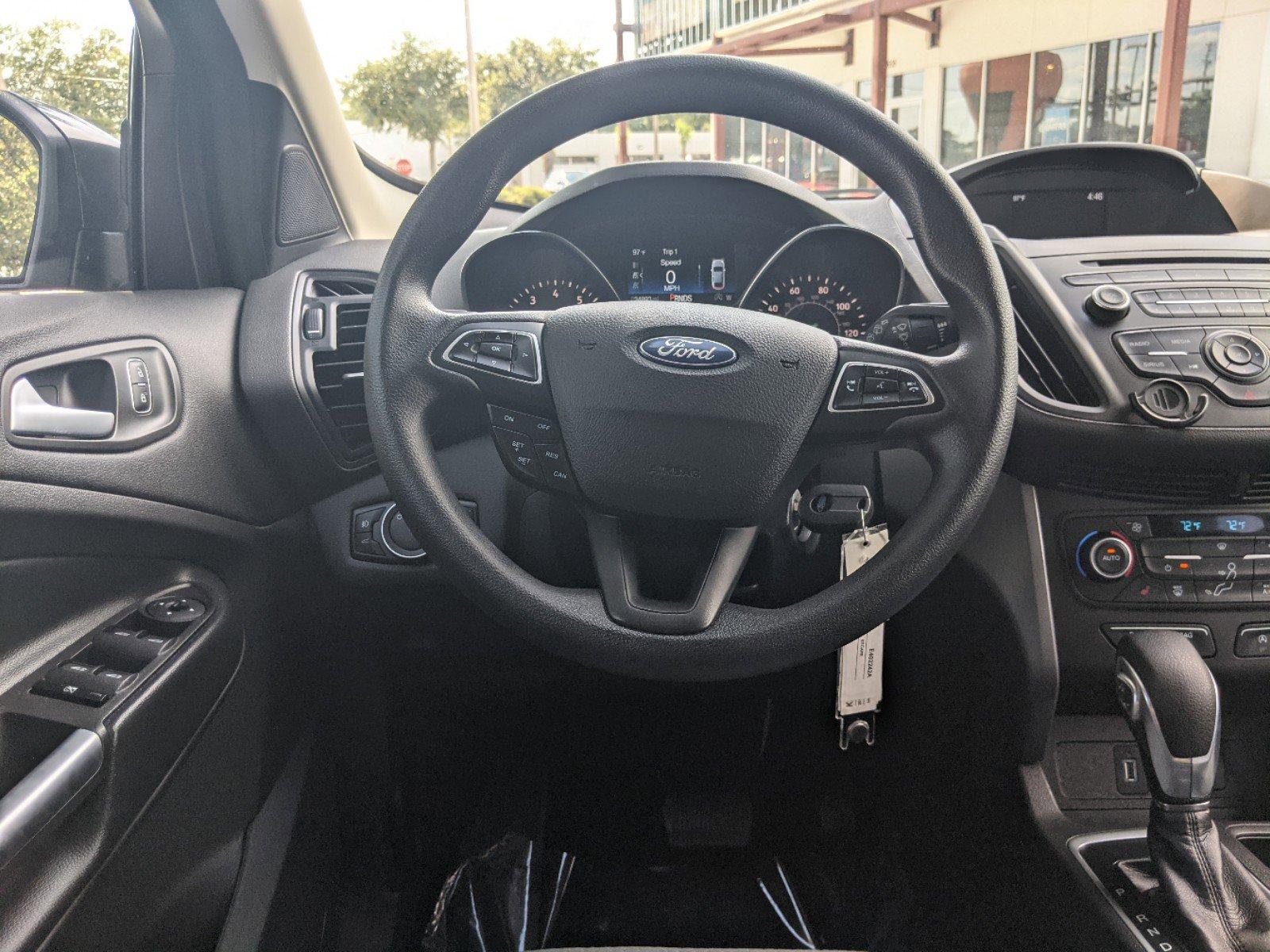 2018 Ford Escape Sport Utility
