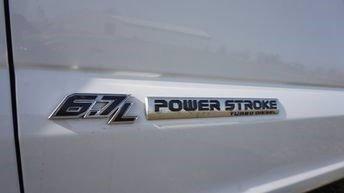 2017 Ford Super Duty F-250 SRW Standard Bed