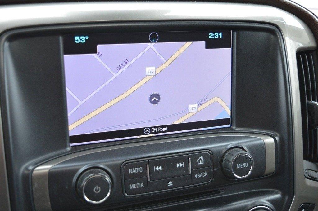 2016 Chevrolet Silverado 3500HD Standard Bed