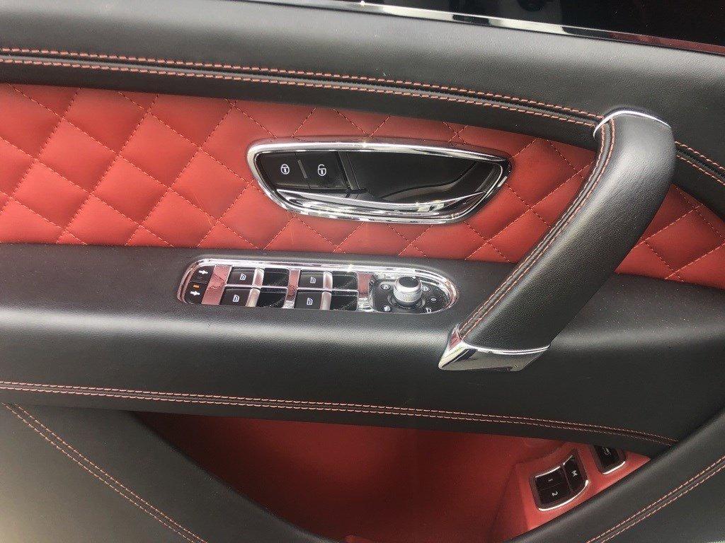 2017 Bentley Bentayga Sport Utility