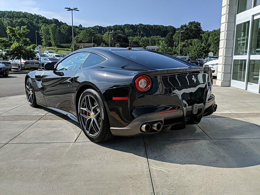 2014 Ferrari F12berlinetta 2dr Car
