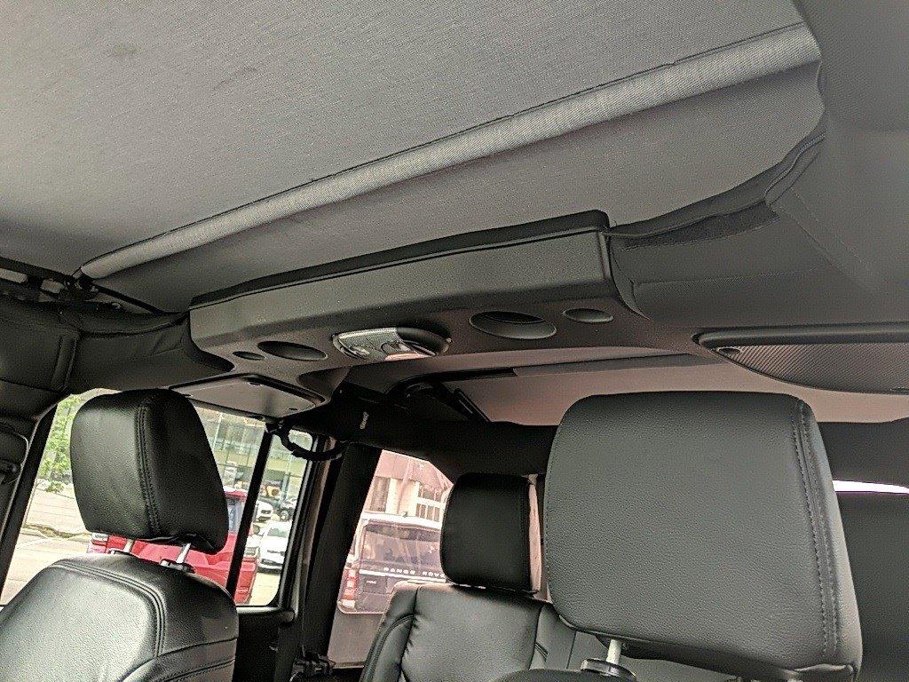 2018 Jeep Wrangler JK Unlimited Sport Utility