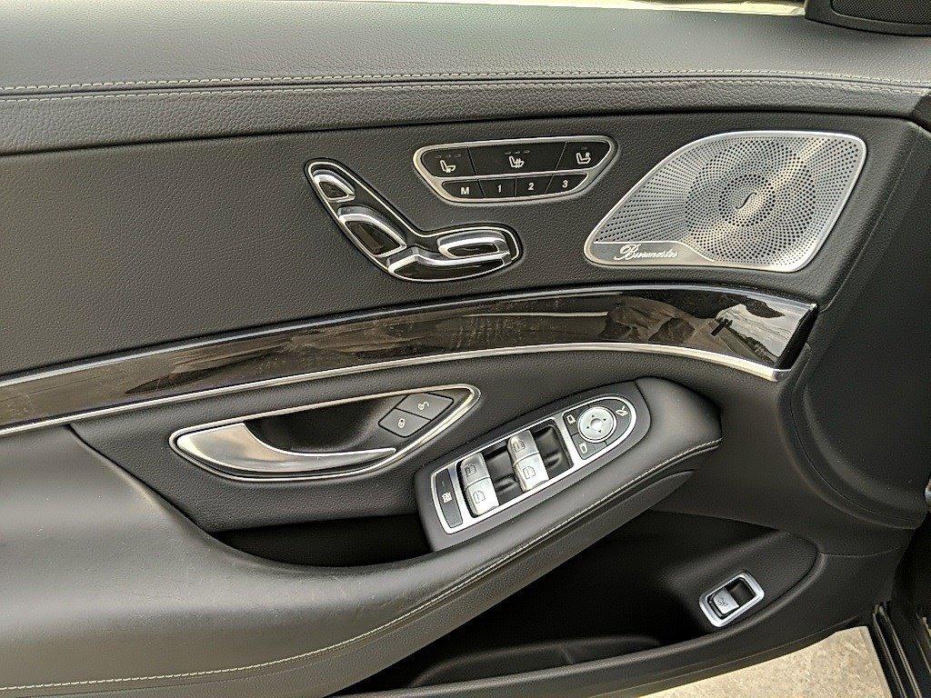 2019 Mercedes-Benz S-Class 4dr Car