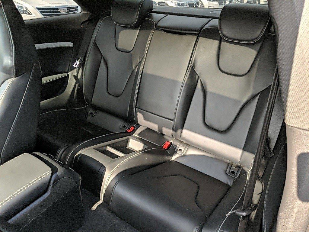 2015 Audi RS 5 2dr Car