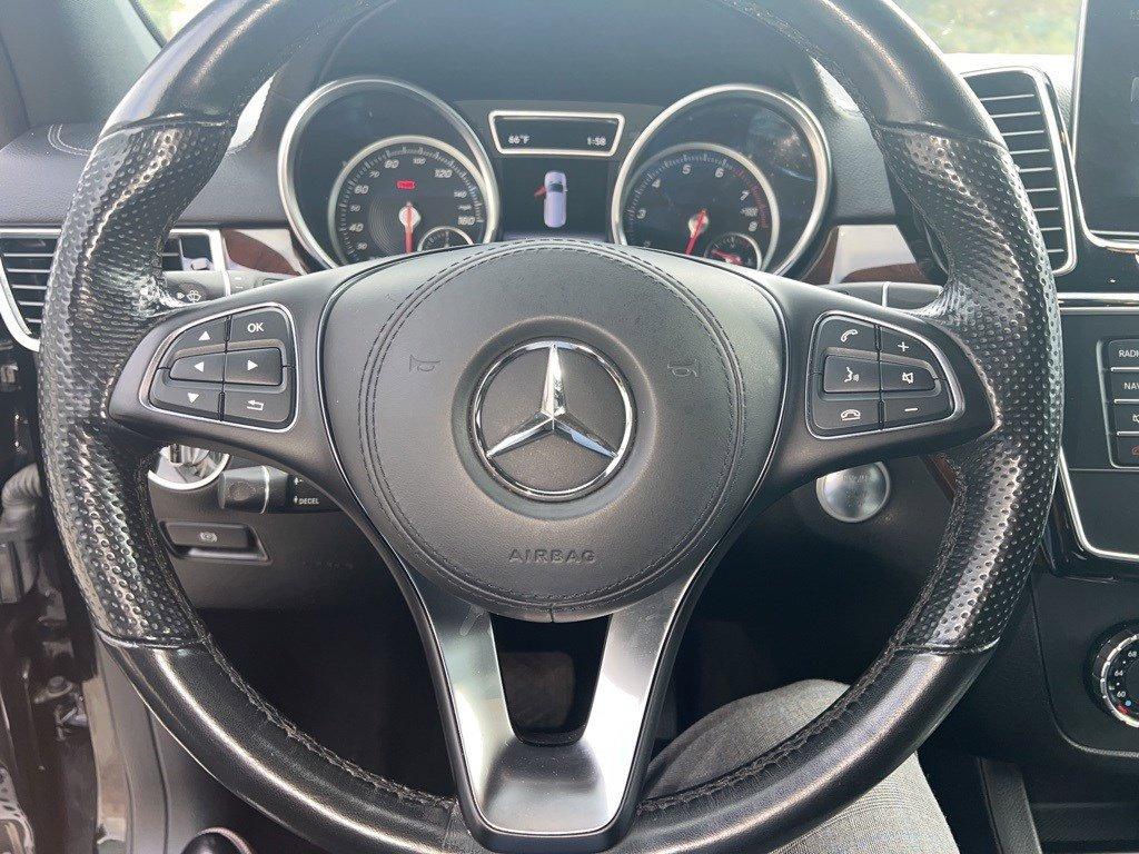 2018 Mercedes-Benz GLS Sport Utility