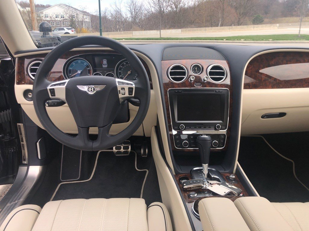 2014 Bentley Flying Spur 4dr Car