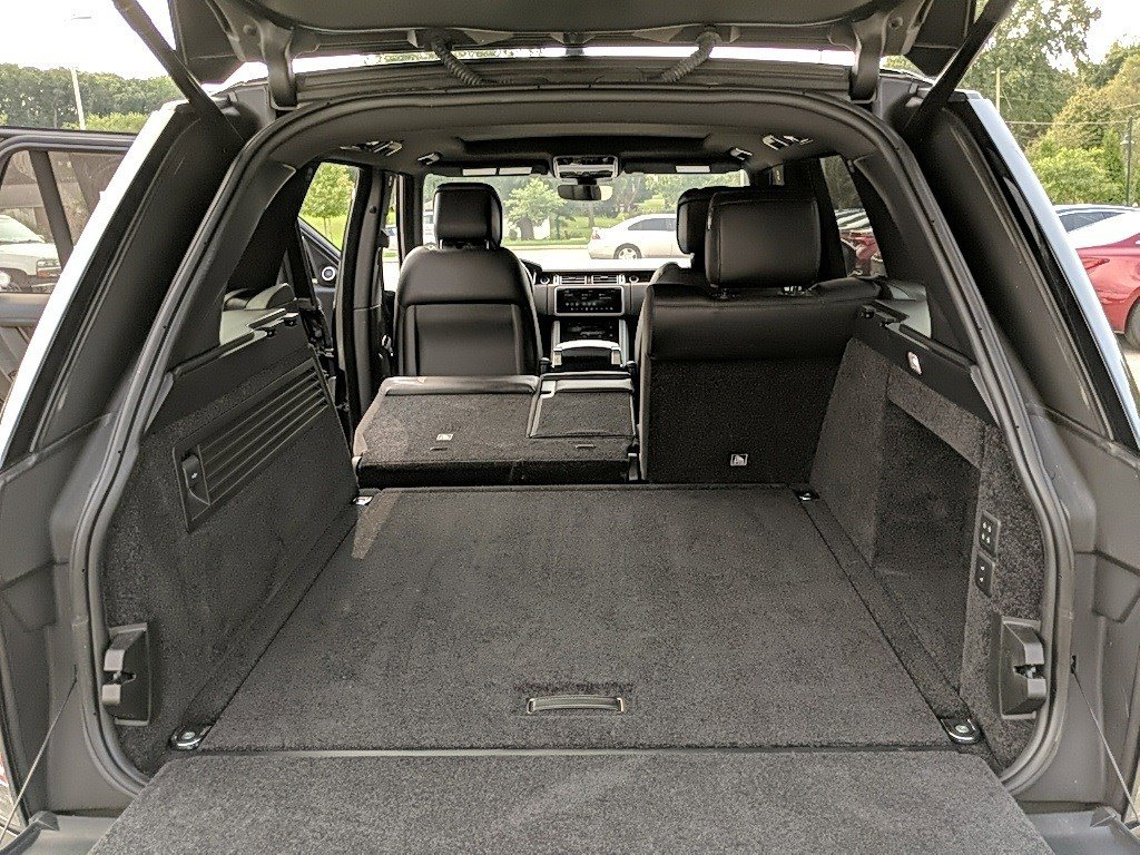 2019 Land Rover Range Rover Sport Utility