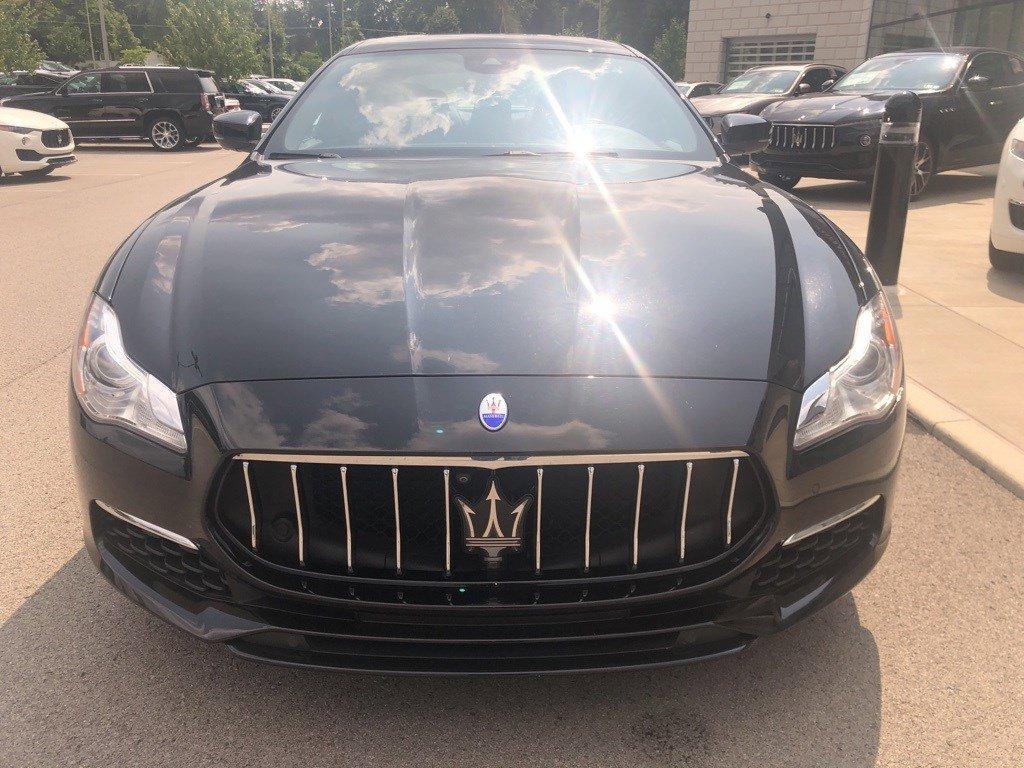 2017 Maserati Quattroporte 4dr Car