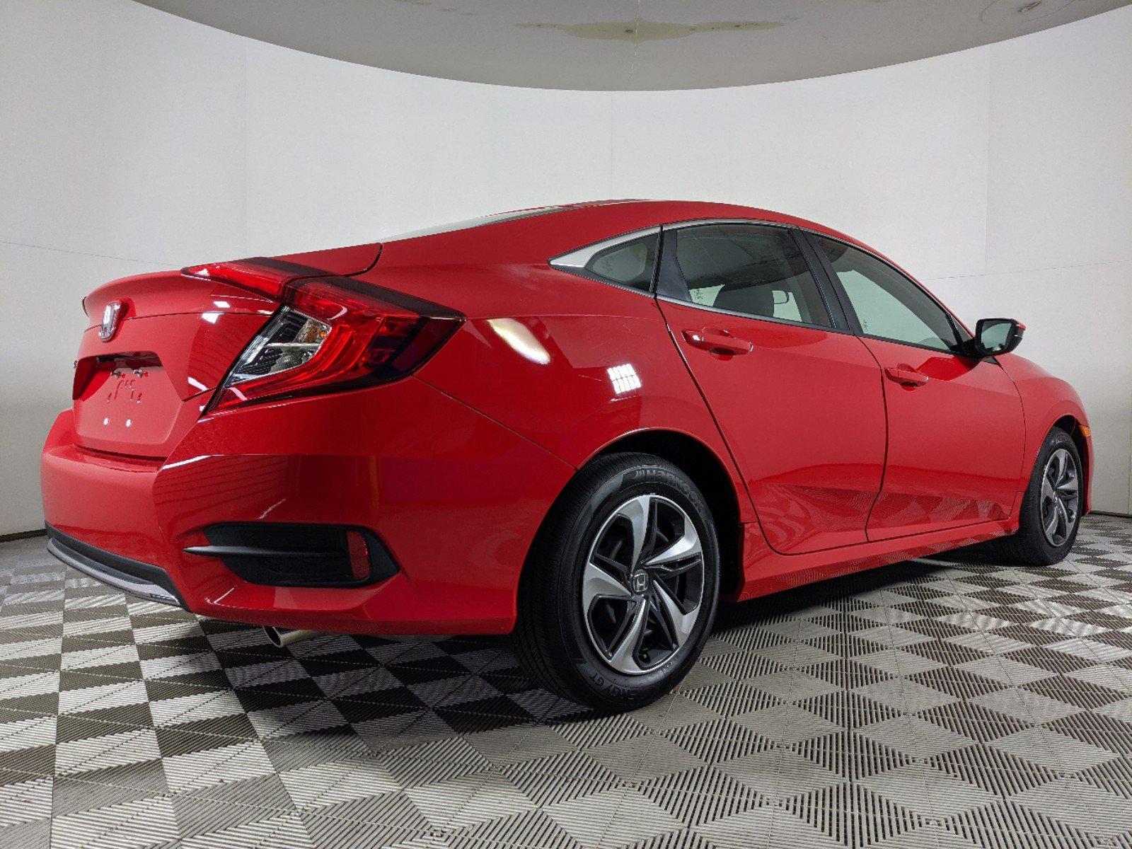 2021 Honda Civic 4dr Car