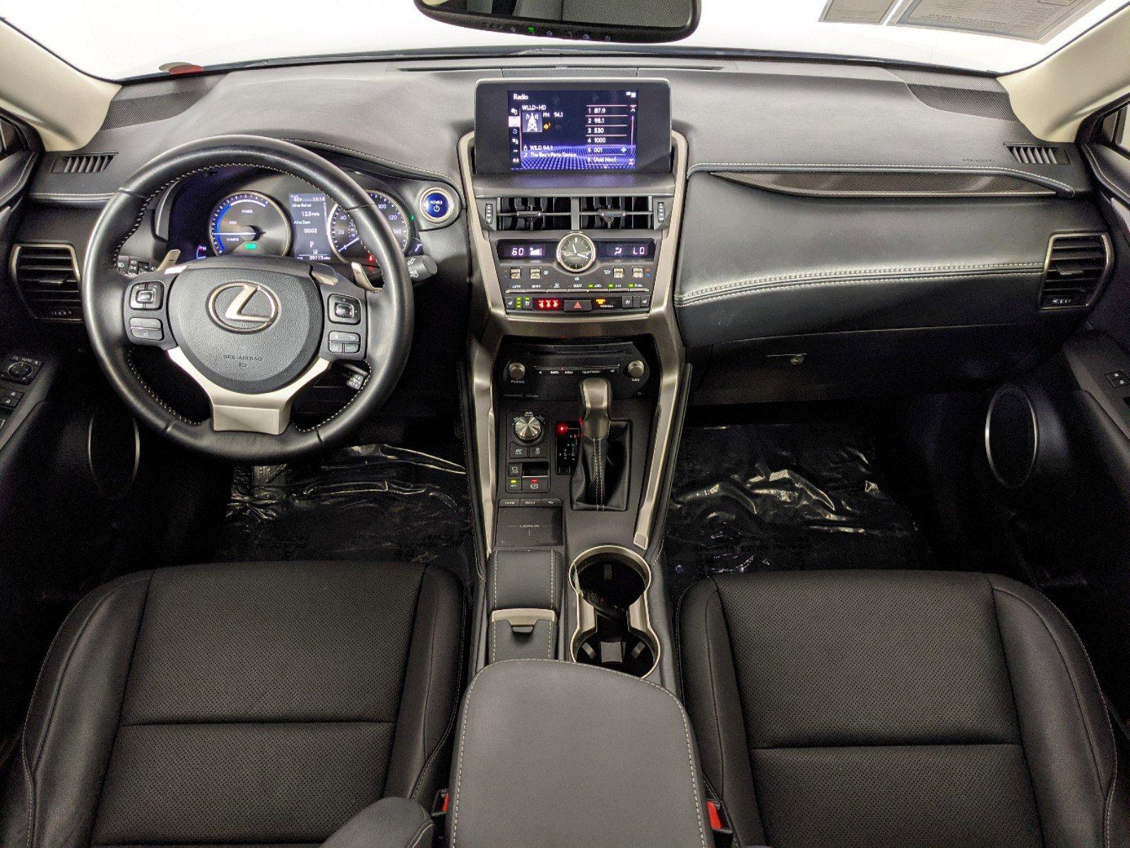 2018 Lexus NX Sport Utility