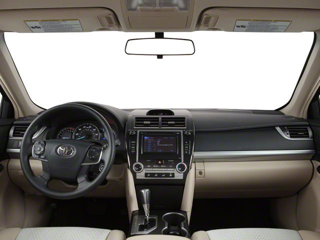 2012 Toyota Camry 4dr Car