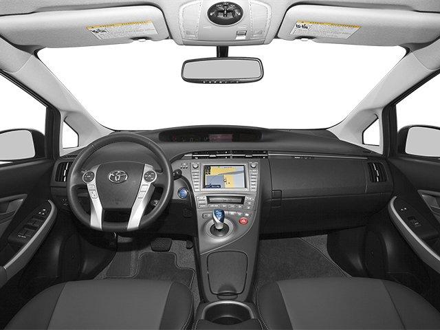 2012 Toyota Prius Hatchback