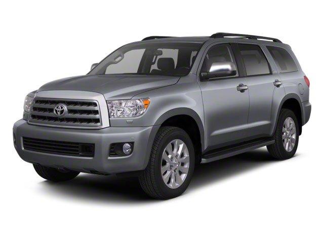 2012 Toyota Sequoia Sport Utility