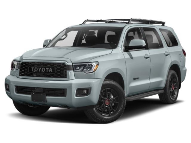 2022 Toyota Sequoia Sport Utility