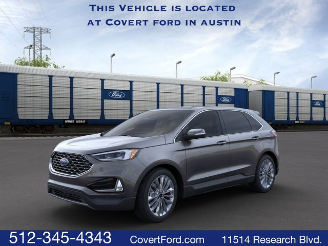 Austin, TX New Ford Edge Titanium For Sale