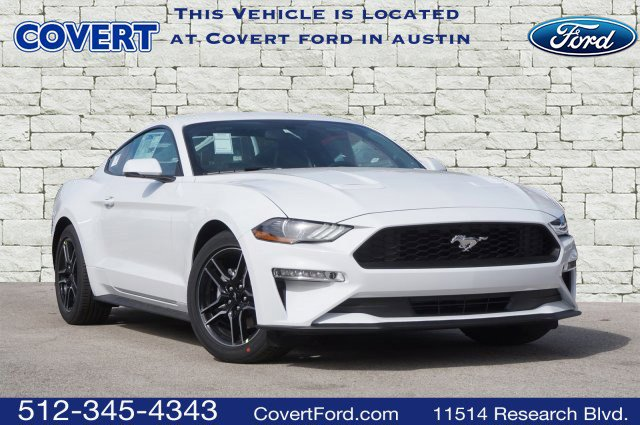 Austin New 2020 Ford Mustang EcoBoost Premium Best Price